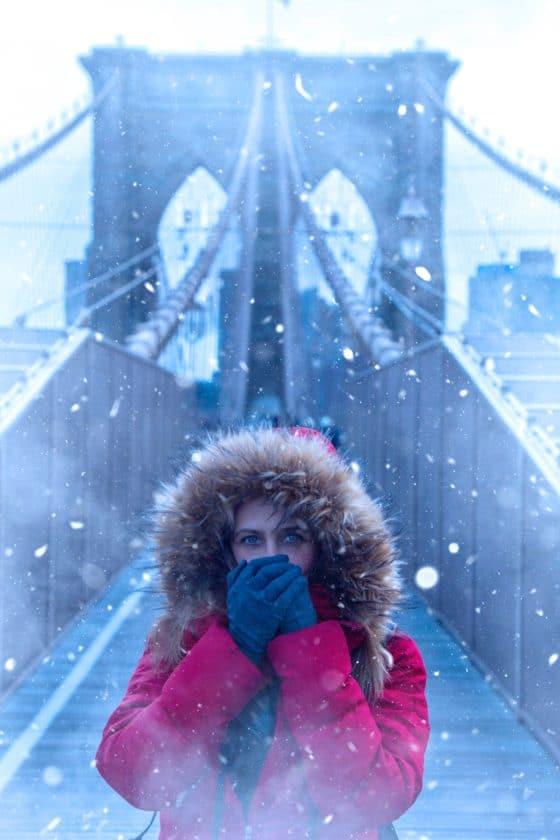 L'étude qui dit que pour maigrir il faut avoir froid