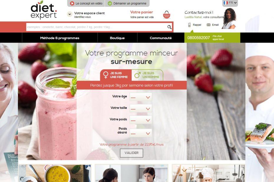 diet avenue methode regime