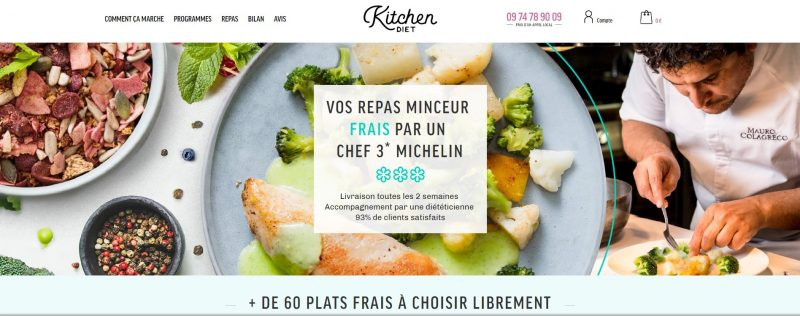 J'ai testé pour vous : Kitchen Diet