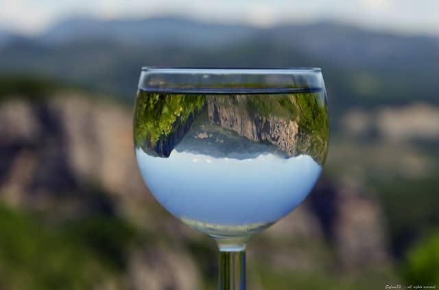 boire eau a jeun