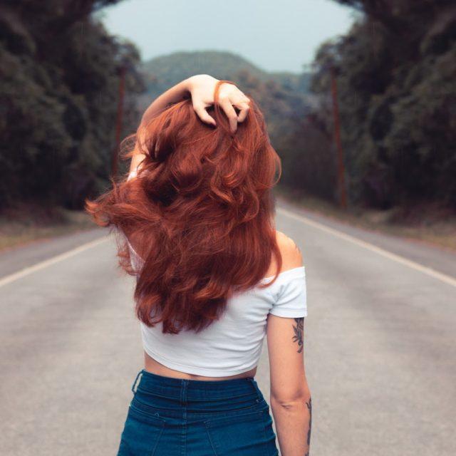 kardoune cheveux lisses naturellement