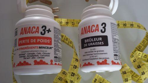 Anaca3, pour agir sur la graisse et sur le poids