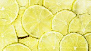 Chaux, Citrons, Tranches De Citron Vert, Agrumes